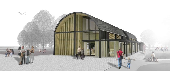 New Community Hub gets planning permission