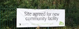 Site agreed for Community Hub